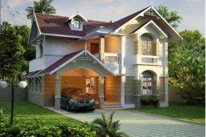 Dreamy Double Storey Home