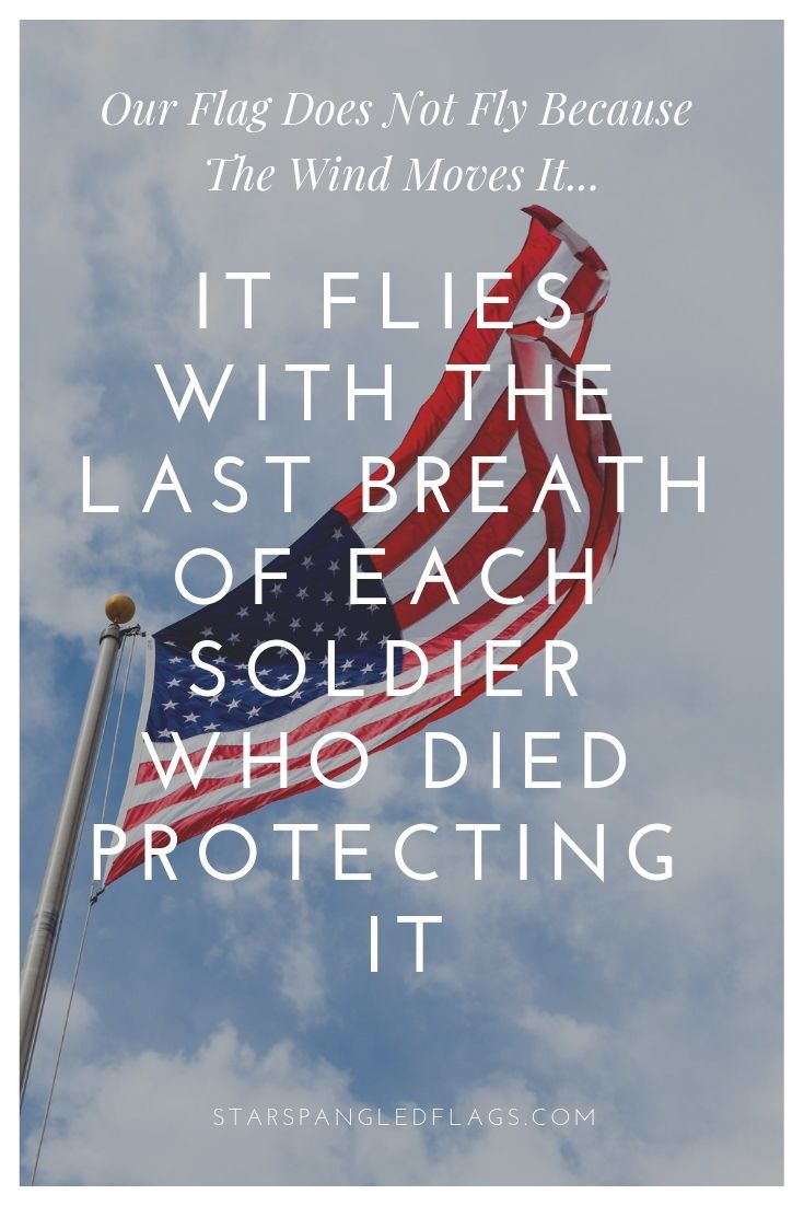 Good Morning Beautiful America What A Beautiful Day Today To Display Our Flag Who Agrees With Me American Flag Quote Flag Quote Patriotic Quotes