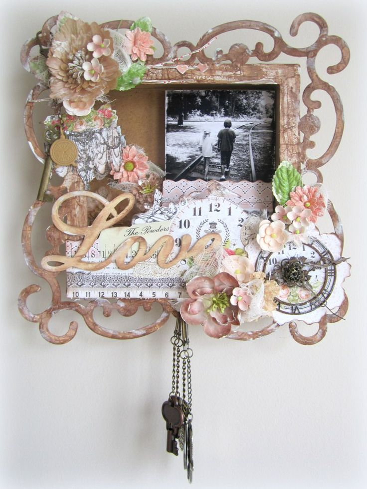 59 best Shadow Box & Altered Frames images on Pinterest | Bricolage ...