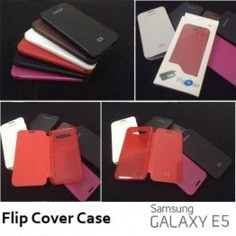 Flip Cover Samsung Galaxy E5