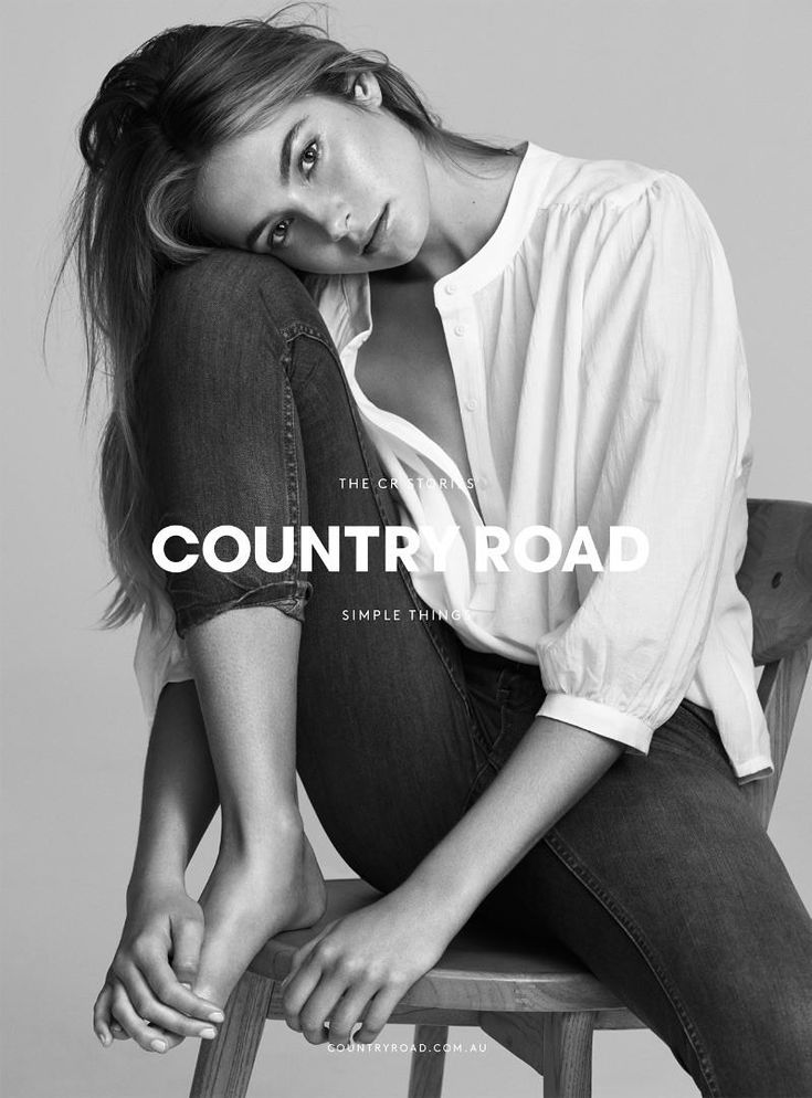 Country Road S/S 16 (Various Campaigns)
