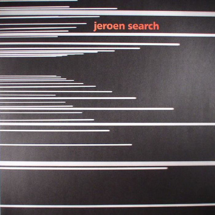 The artwork for the vinyl release of: Jeroen Search - Time Signature EP (Figure) #music Techno
