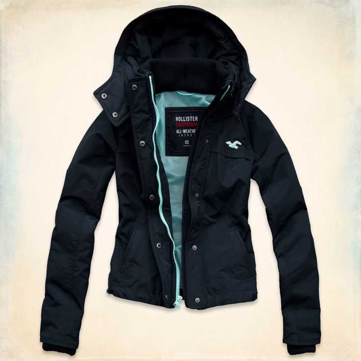 Hollister elevated winterjacke