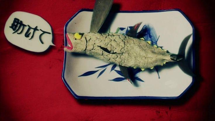 Fish in Japan - Masha Halberstadt