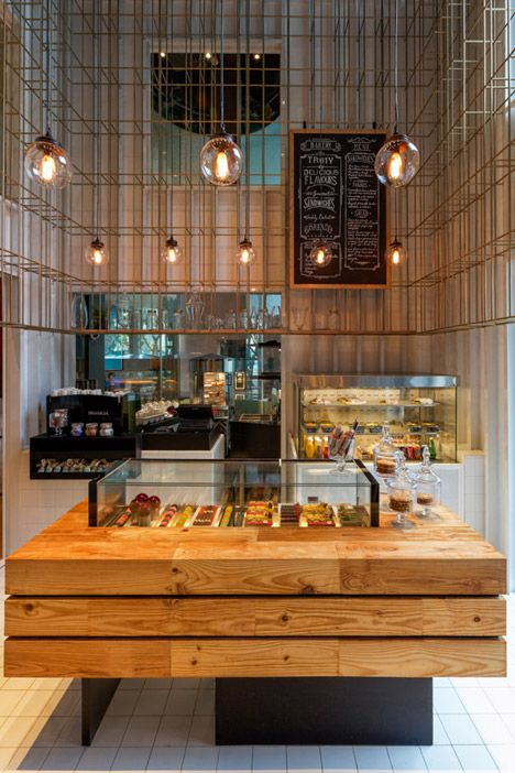 Delicatessen Shop, Shenzhen, China designed by LineHouse