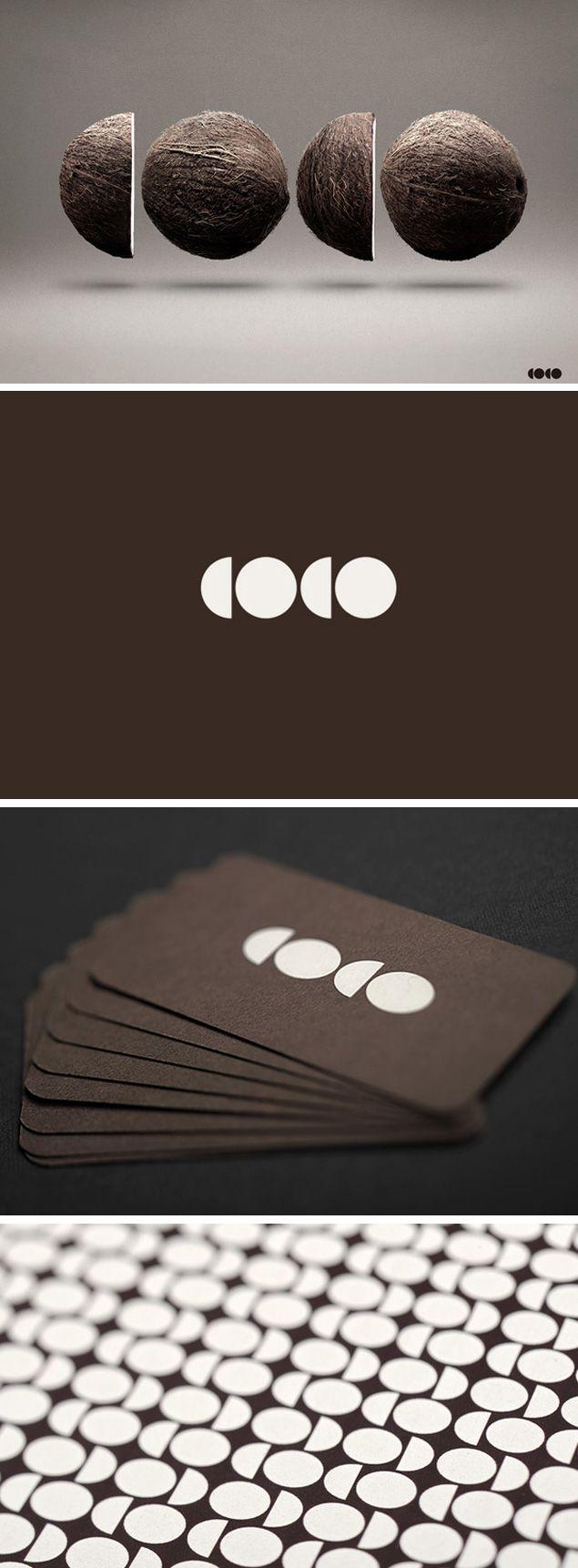 COCO logo + identity