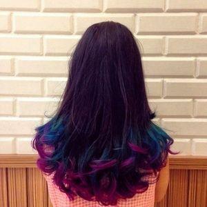 Trend Gaya Dan Tips Cara Membuat Rambut Ombre Desember 2015