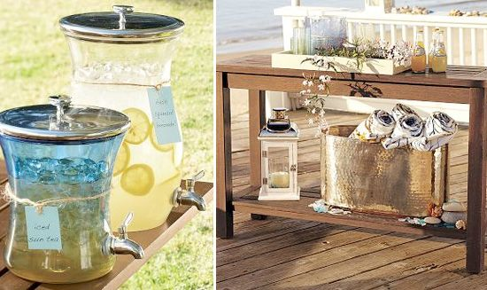 Graduation Party Ideas: Beverages Ideas, Drinks Tables, Grad Parties, Wedding Blog, Outdoor Parties, Graduation Ideas, Parties Ideas, Graduation Parties, Bride Groom