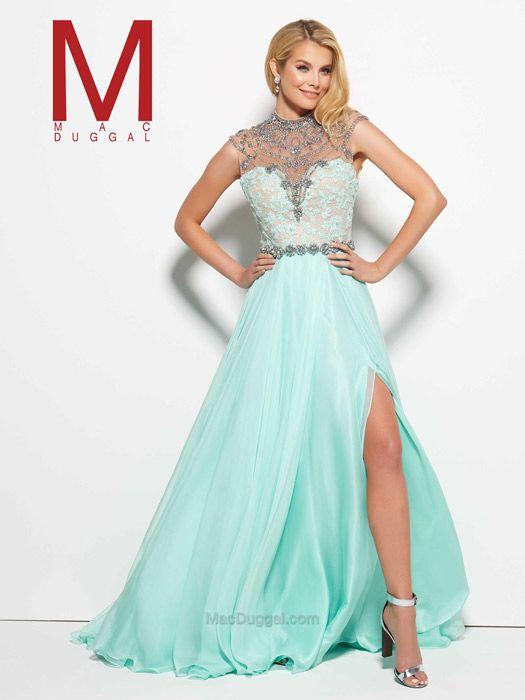 || Pure Couture Prom || Mac Duggal Prom