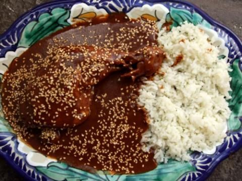 The Secret to Rick Bayless's Oaxacan Mole.   White House State Dinner honoring Mexico!