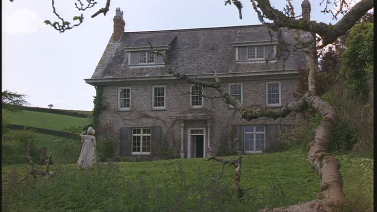 Barton Cottage, from the movie Sense and Sensibility