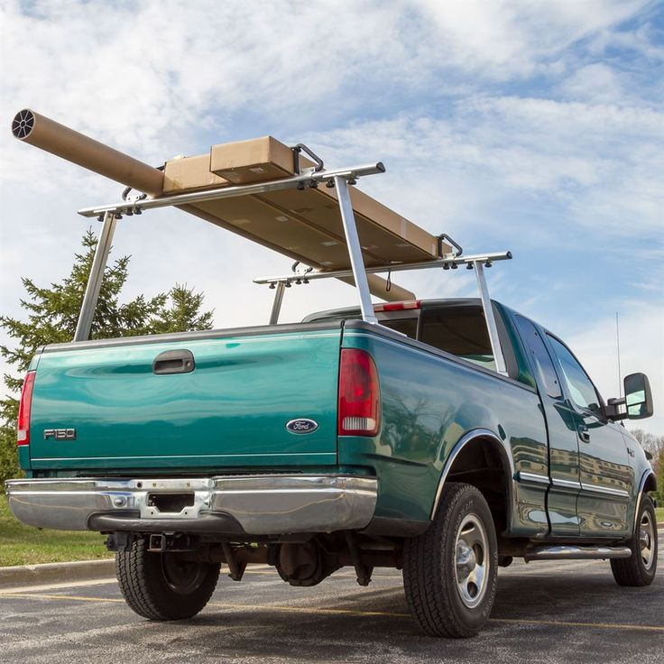 25 Best Ideas About Truck Ladder Racks On Pinterest