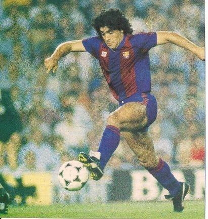 Libera tu energía, PRACTICA DEPORTES!!! Maradona