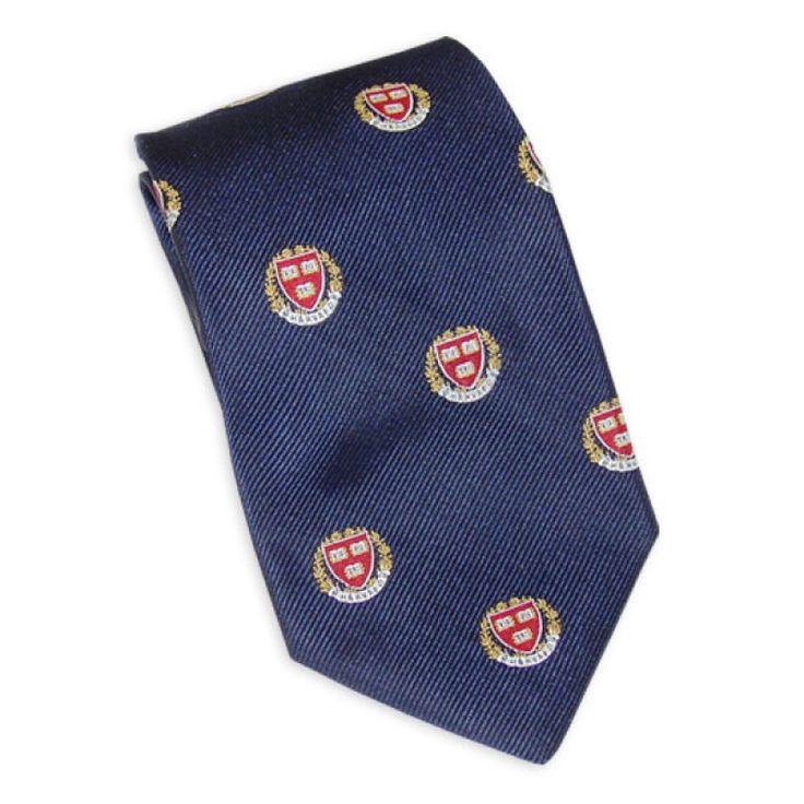 Harvard - Presidential Tie