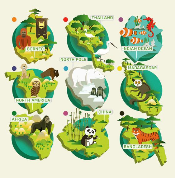 156 best map images on pinterest illustrated maps map the guardian lorax promotion by neil stevens gumiabroncs Gallery