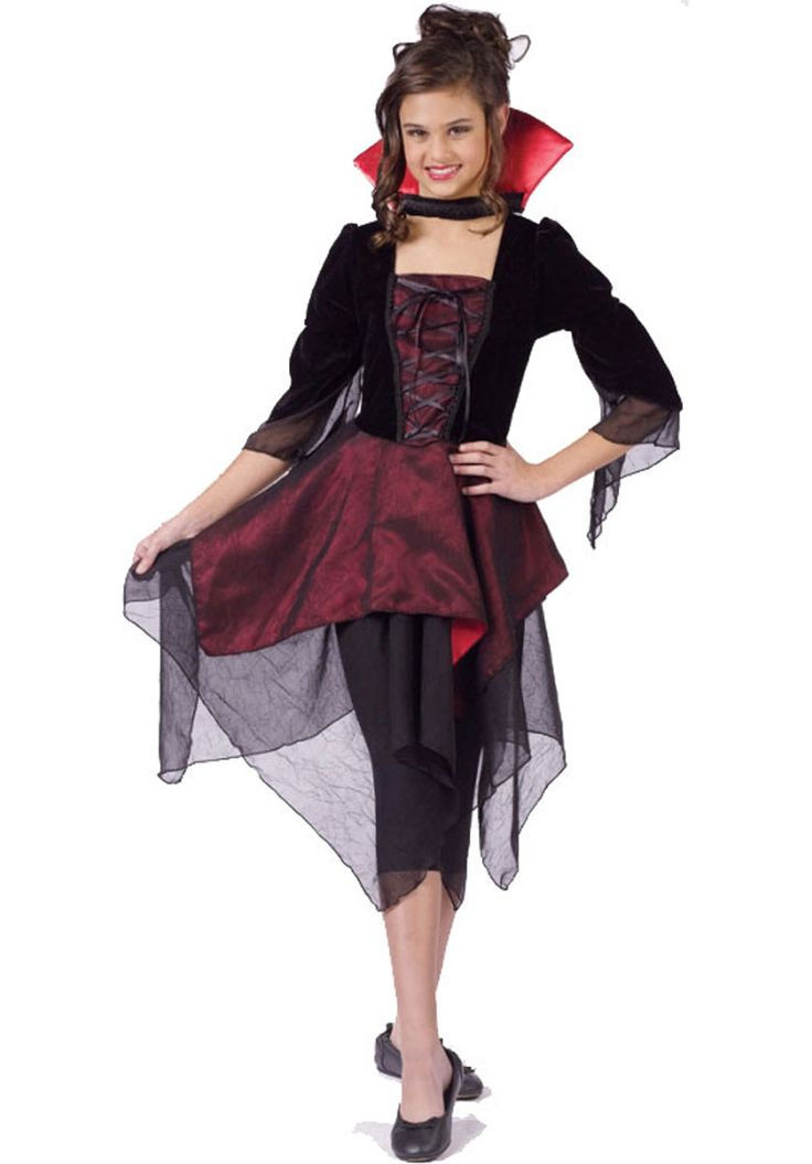the lady dracula costume is just one of the great range of childrens halloween costumes at escapade