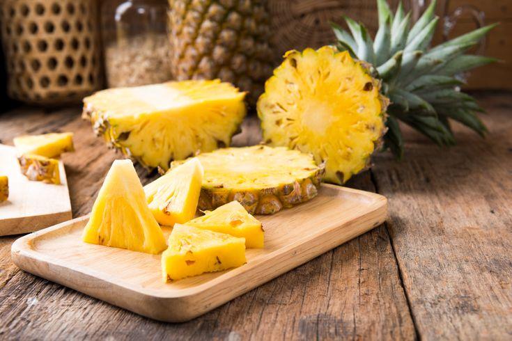 Studie ukázala, že ananasová šťáva je o 500% účinnější než běžné sirupy proti kašli