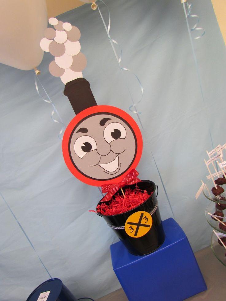 Choo Choo Arron is Three! A Thomas the Train Inspired Party « Project Nursery