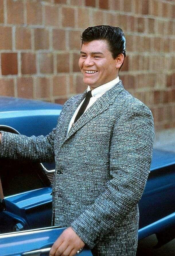 Ritchie Valens 1958 !!  :-)