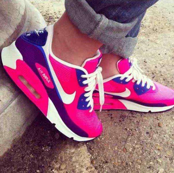 Nike Air Max Pink Neon