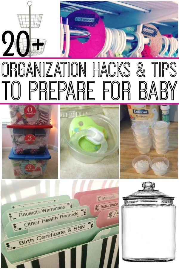 Get everything ready for baby with these organization hacks. If you feel like th.... ** Discover even more by checking out the image