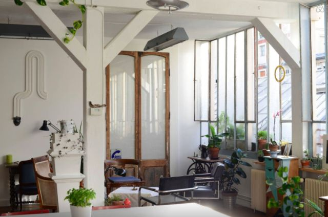 10+Quintessential+Things+You'll+Find+in+Every+Paris+Loft  - HouseBeautiful.com