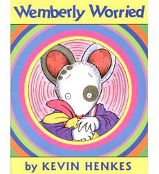 Wemberly worried book mouse first day of nursery school