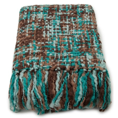 I pinned this Watercolors Throw in Larkspur from the Bedford Cottage event at Joss & Main!