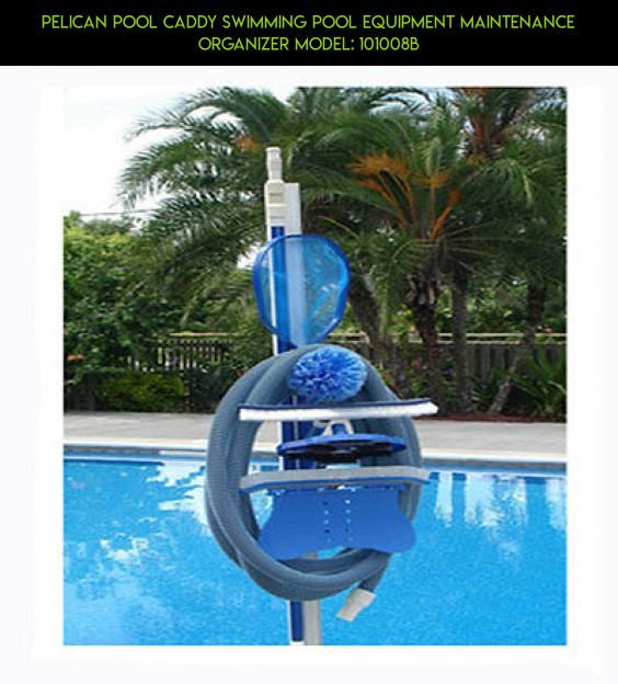 Pelican Pool Caddy Swimming Pool Equipment Maintenance Organizer Model: 101008B #tech #plans #parts #drone #camera #fpv #racing #kit #technology #products #equipment #gadgets #pools #shopping