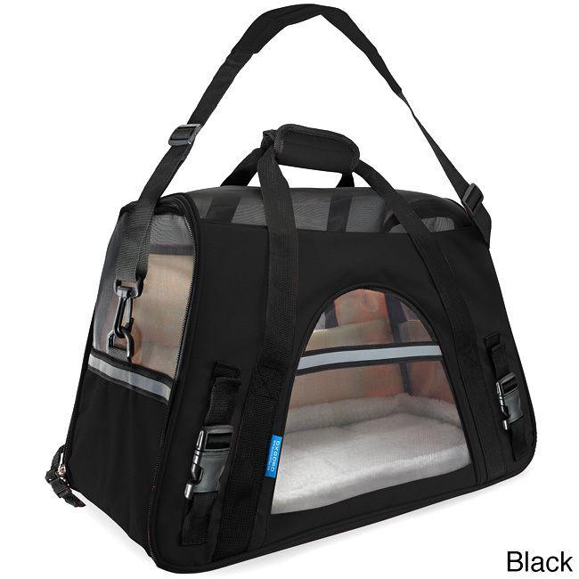 Oxgord Soft-Sided Cat/ Dog Comfort Travel Pet Carrier Bag