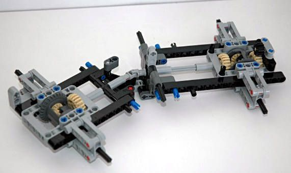 lego technic part dimension - Google Search