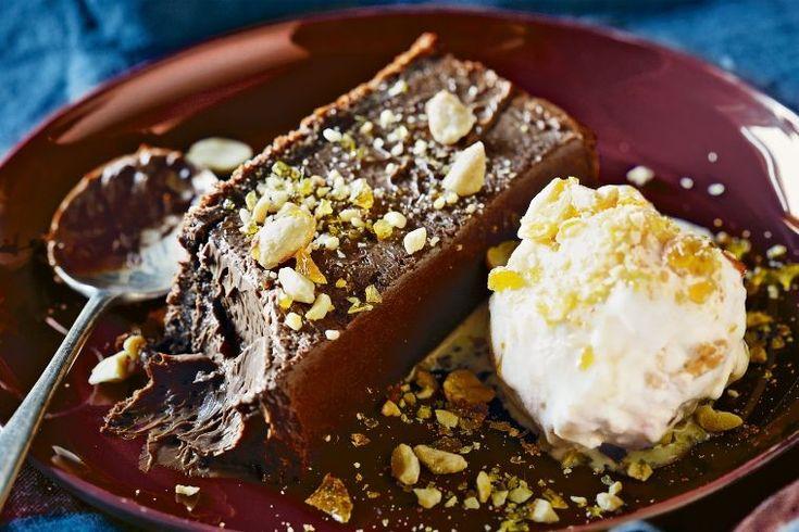 Matt Preston credits three Michelin star chef, Brett Graham for this clever no-fail chocolate dessert.