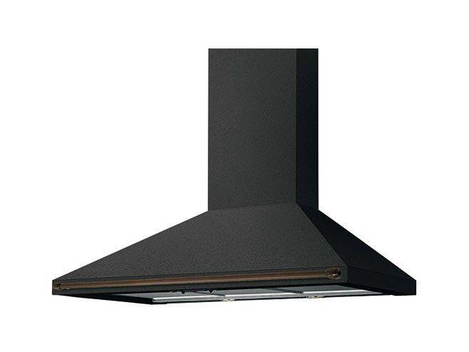 Glem Gas GHPR94AN Cappa a soffitto in metallo con illuminazione integrata