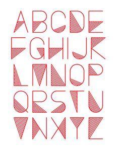 tipos de letras tumblr - Buscar con Google                                                                                                                                                                                 Más