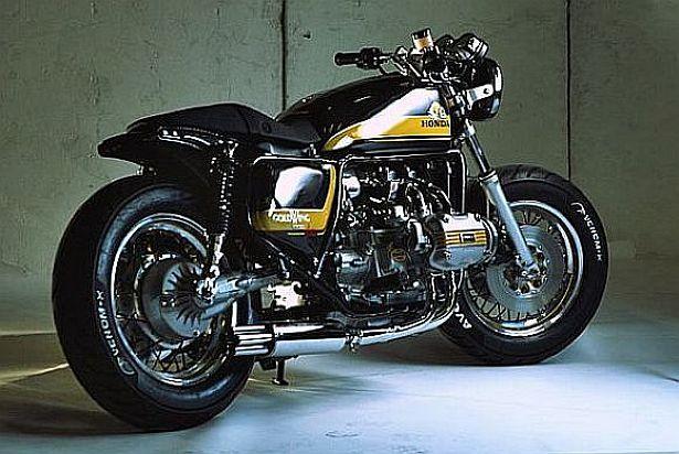 GoldWing Honda Streetfighter