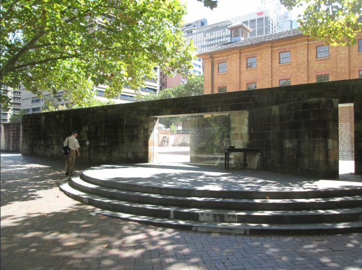 An Gorta Mor, Memorial to the Great Irish Famine in Sydney, Australia