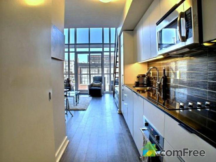 Reverse Kitchen view
