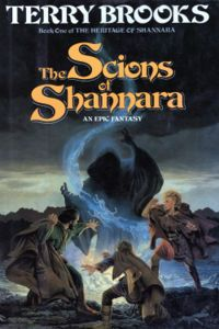 The Scions of Shannara Book #1 (Second series of Shannara The Heritage of Shannara ) by Terry Brooks