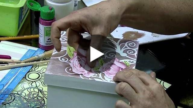Davi jansen - Dicas e técnicas pintura em madeira