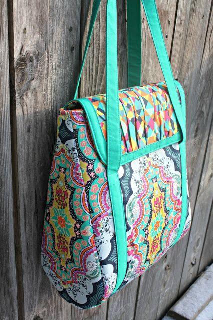 Petrillo Bag Tutorial || Sew Sweetness