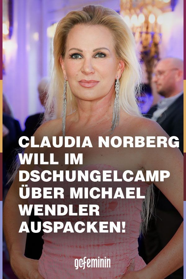 Claudia Norberg Interview