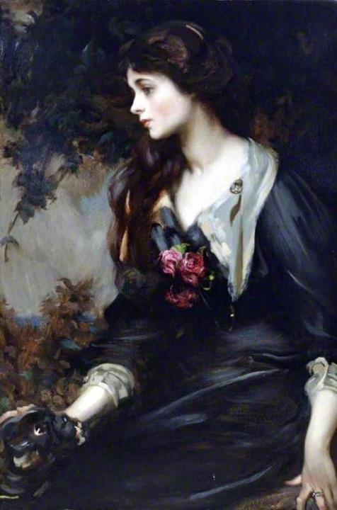 James Jebusa Shannon (1862-1923) - Lady Marjorie Manners: James Of Arci, Jebusa Shannon, Shannon Lady, Lady Marjorie, James Jebusa, Marjorie Manners, Art, Paintings, Shannon 1862 1923