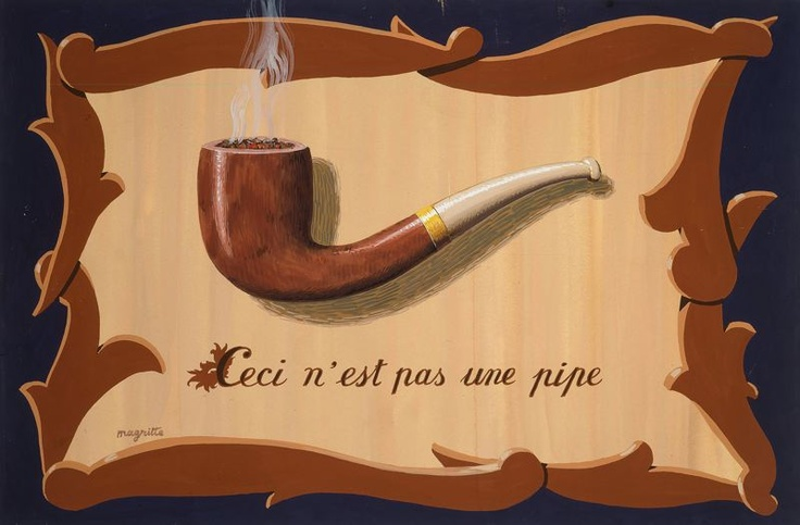 René Magritte  Belgian, 1898-1967, The Tune and Also the Words