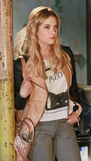 PLL Spotted-PRETTY KITTY Boxy Tee