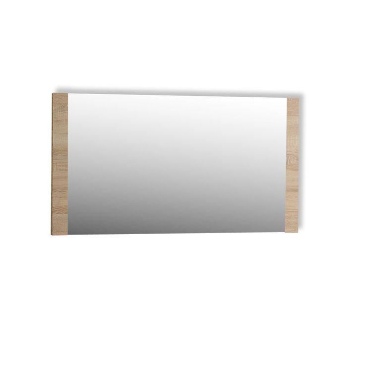 Spiegel Ida passend zum Kinder- und Jugendprogramm Ida 1 x Spiegel Maße: B/H/T 119,9 x 60 x 1,6 cm Korpus:    Sonoma Eiche (D30)...