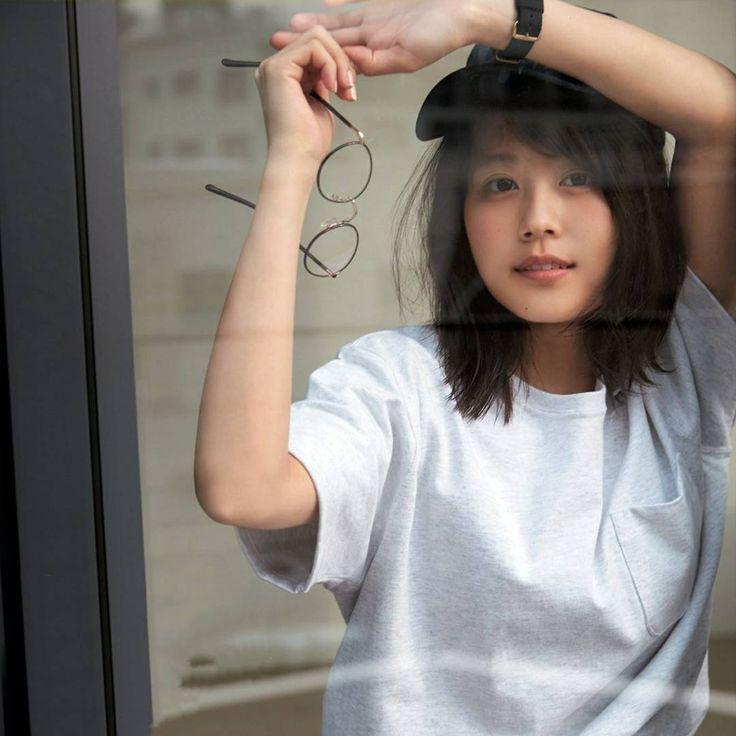 MOREの架純さんにドキッ #有村架純 #arimurakasumi #kasumiarimura #架純 #かすみん #MORE #6月号