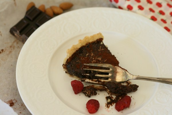My Melbourne Thermomix: Chocolate Tart from Travelling with Thermomix