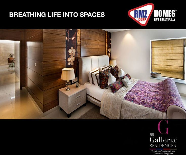 Bedrooms Designed Specifically To Create A Serene And Peaceful Ambience That Induces Profound