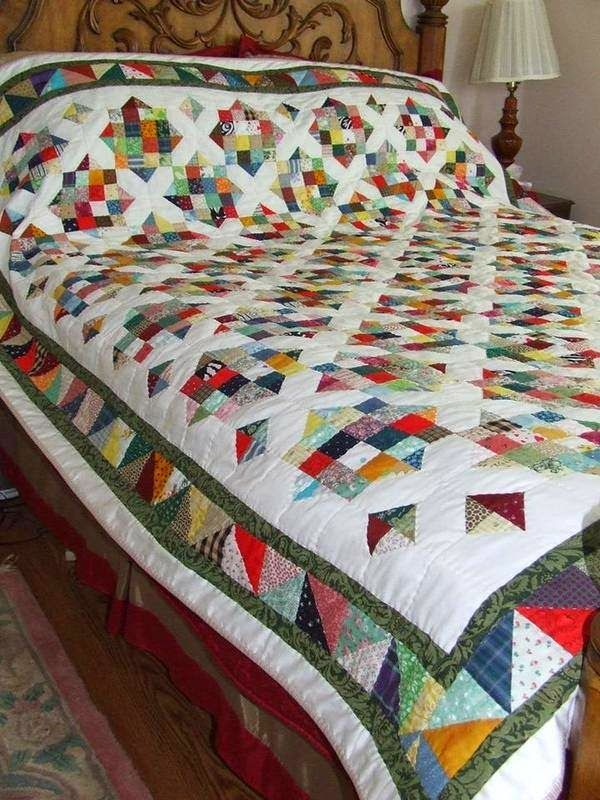 294 best Quilt border ideas images on Pinterest | Comforters ... : border quilt patterns - Adamdwight.com