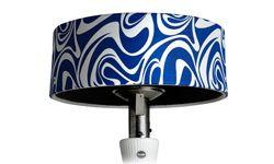 Masterkool España - Kindle Heater Upholstered Shade